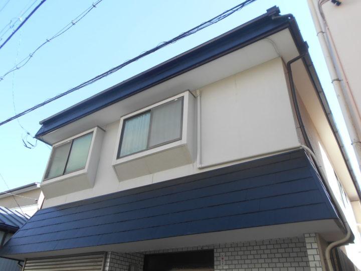 浜松市中区 一戸建て住宅 屋根塗装 スーパーシャネツサーモsi 浜松市外壁塗装屋根専門店 加藤塗装