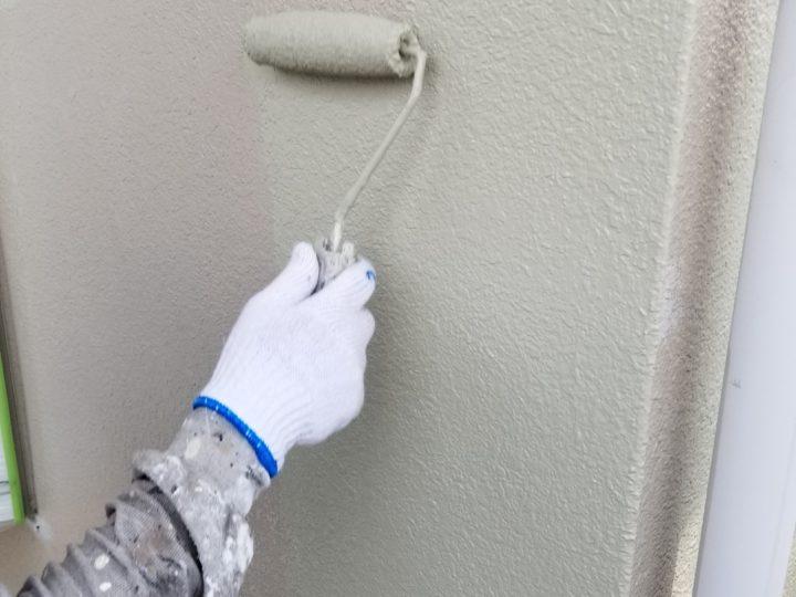 外壁塗替え 一戸建て 二階建て 家 浜松市外壁塗装屋根専門店の加藤塗装
