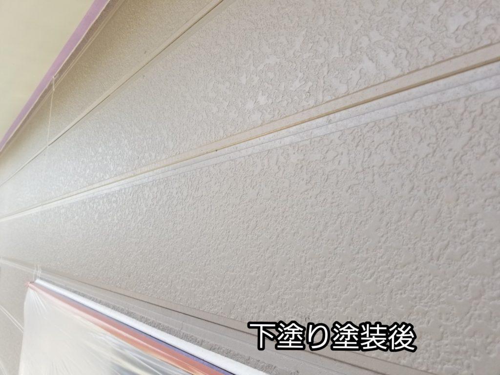 家塗替え サイディング シーラー 下塗り 塗料 ペンキ 浜松市外壁塗装屋根専門店 加藤塗装