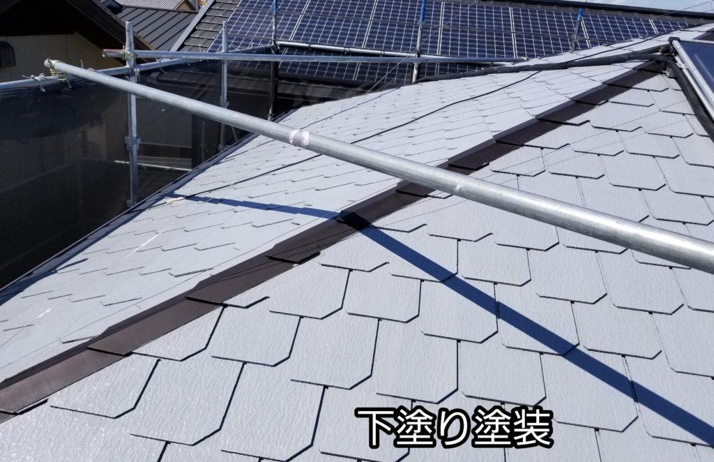 断熱塗料ガイナ ペンキ 遮熱 遠赤外線放射 浜松市外壁塗装屋根専門店 加藤塗装