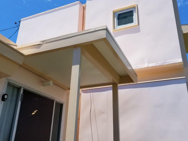 浜松市南区 金澤様邸 外壁塗装 屋根塗装 防水工事 浜松市外壁塗装屋根専門店の加藤塗装