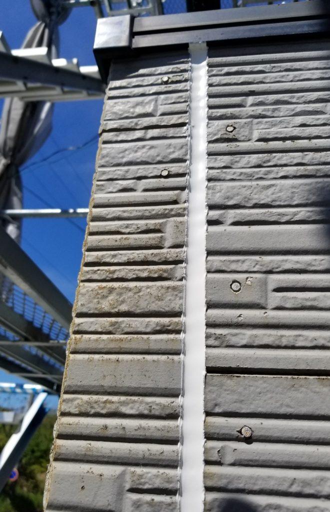 シーリング コーキング 一戸建て住宅 家 マイホーム 浜松市外壁塗装屋根専門店 加藤塗装