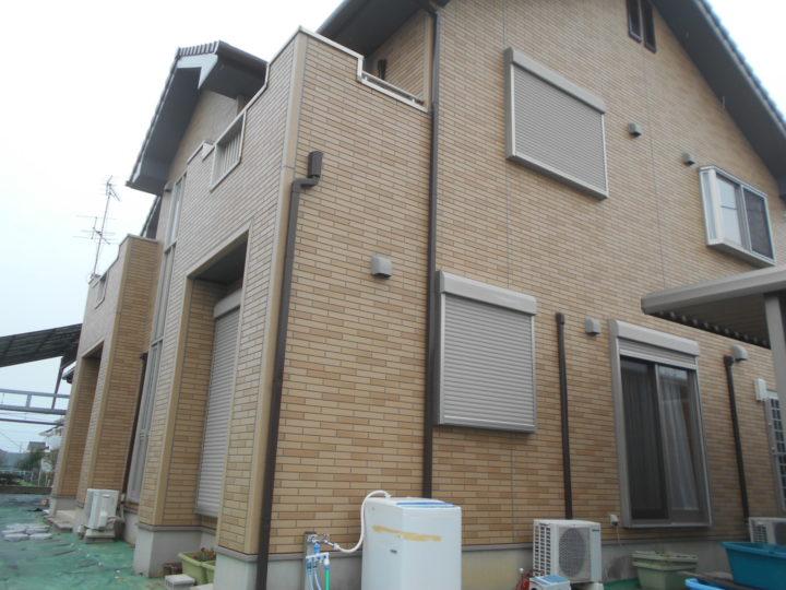 浜松市 南区 下飯田 A様邸 完成!            外壁塗装屋根専門店 加藤塗装