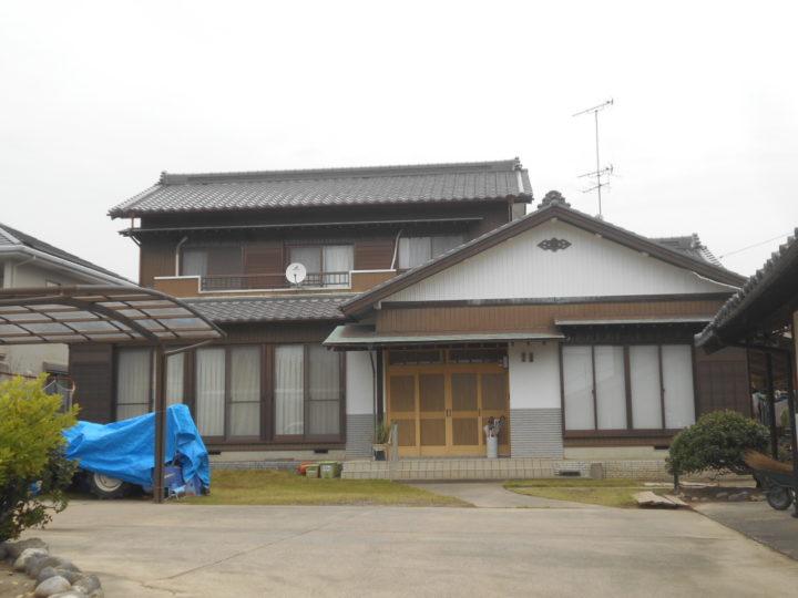 浜松市南区三新町 S様邸 外壁塗装完成! 浜松市外壁塗装屋根専門店 加藤塗装