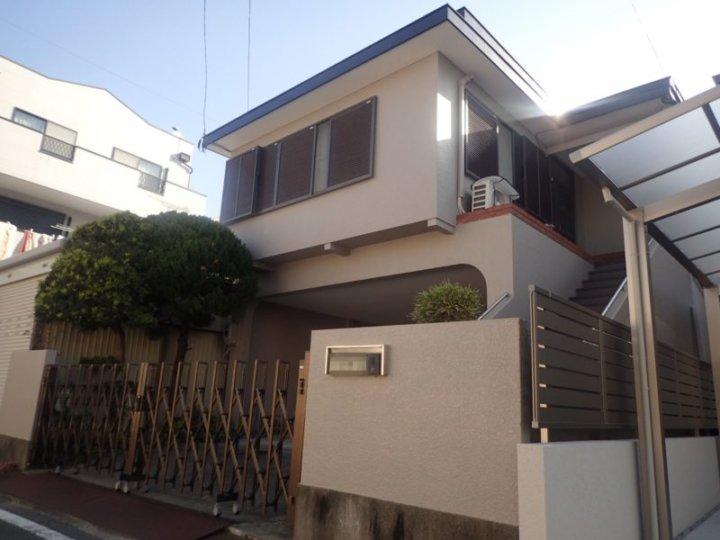 浜松市中区寺島町にて二度目の外壁塗装屋根塗装完成しました。|浜松市外壁塗装屋根専門店の加藤塗装