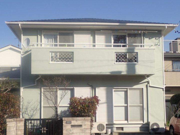 浜松市南区遠州浜にて超長持ち無機ハイブリット塗料にて外壁塗装完了しました。|浜松市外壁塗装屋根専門店の加藤塗装