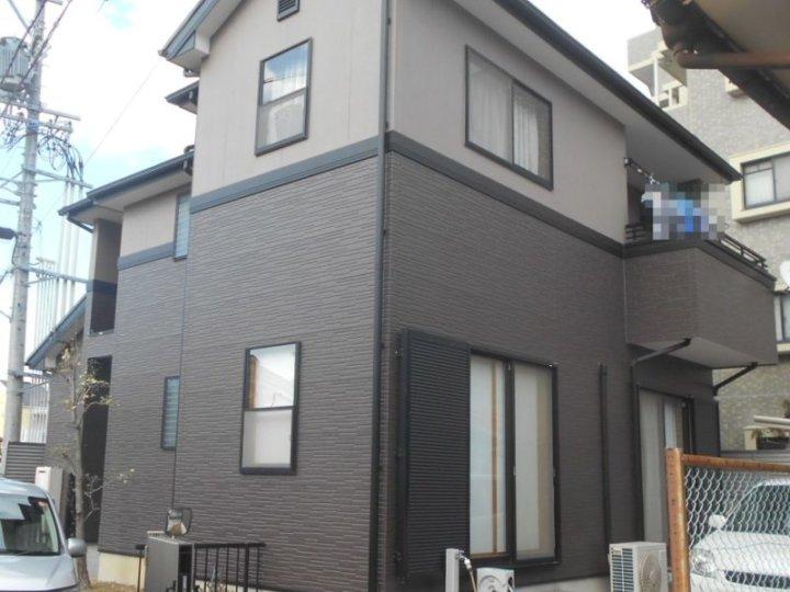 浜松市南区本郷町にてラジカルシリコン塗料にて外壁塗装屋根塗装完成しました。|浜松市外壁塗装屋根専門店の加藤塗装