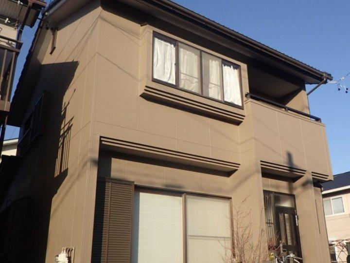 浜松市西区篠原町にてモカにて外壁塗装施工完了|浜松市外壁塗装屋根専門店の加藤塗装