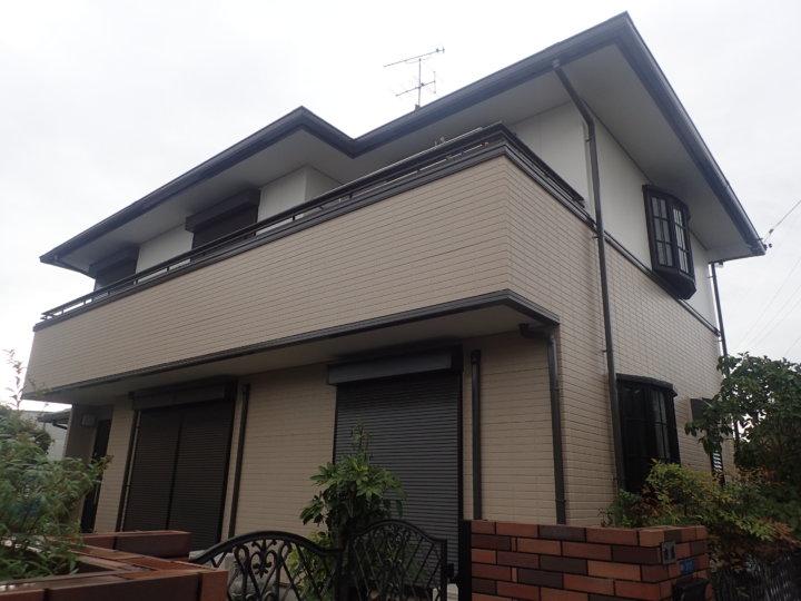 浜松市中区助信町にて屋根および外壁に遮熱型塗料を採用頂き外壁塗装屋根塗装完了しました。|浜松市外壁塗装屋根専門店の加藤塗装