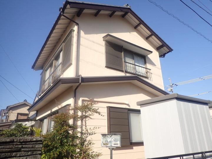 浜松市 南区 三島町 T様邸完成   外壁塗装 屋根塗装