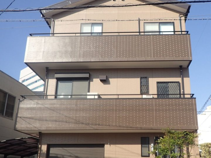浜松市 中区 砂山町 K様邸完成  外壁塗装 屋根塗装