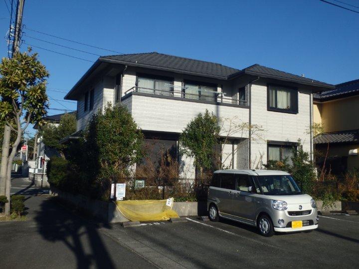 浜松市 中区 高丘北 S様邸完成  外壁塗装