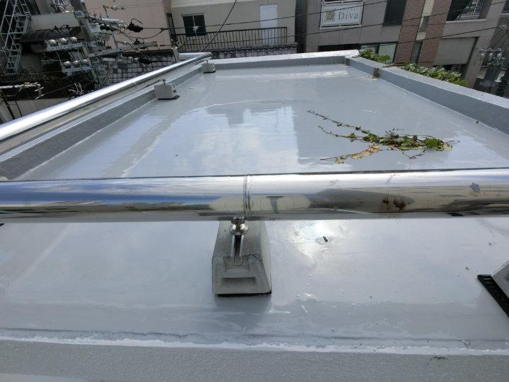 浜松市中区店舗ビルの屋上防水新設工事完了しました。|浜松市外壁塗装屋根専門店の加藤塗装