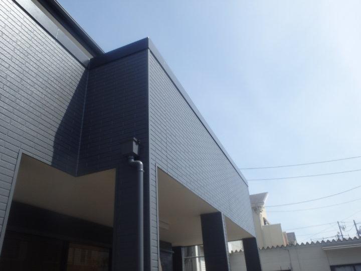 外壁改修後塗装