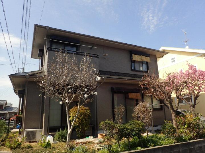 浜松市中区葵西HN様屋根塗装外壁塗装が完成。浜松市外壁塗装屋根塗装専門店|加藤塗装