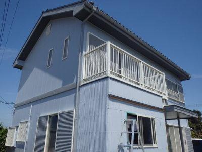 浜松市南区長田町にてOB様三回目の外壁塗装完成。浜松市外壁塗装屋根塗装専門店|加藤塗装
