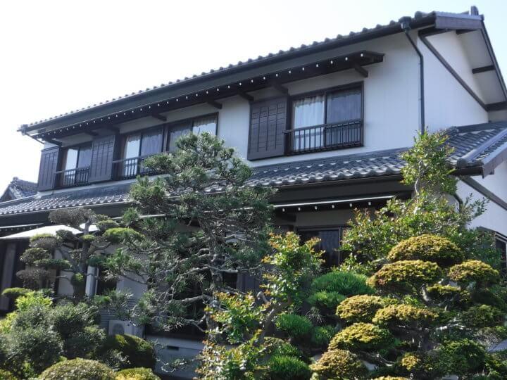 浜松市南区三新町にてGさま宅外壁塗装完成。浜松市外壁塗装専門店|加藤塗装
