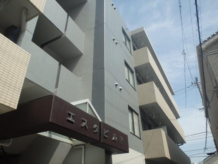 浜松市中区アパート・マンション外壁改修外壁塗装完成しました。浜松市外壁塗装屋根塗装専門店|加藤塗装