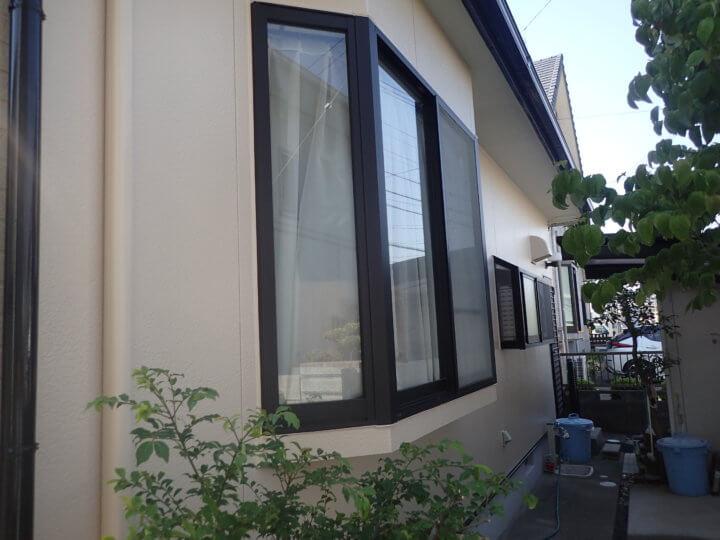 浜松市中区で外壁塗装が完成しました。浜松市外壁塗装専門店|加藤塗装