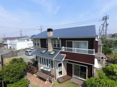 浜松市南区参野町にてR様外壁塗装完成。浜松市外壁塗装専門店|加藤塗装