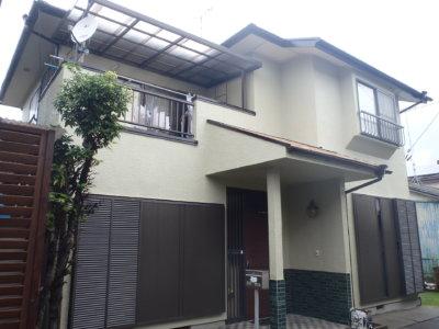 浜松市中区三島町にて外壁塗装&屋根塗装完成。浜松市外壁塗装専門店|加藤塗装