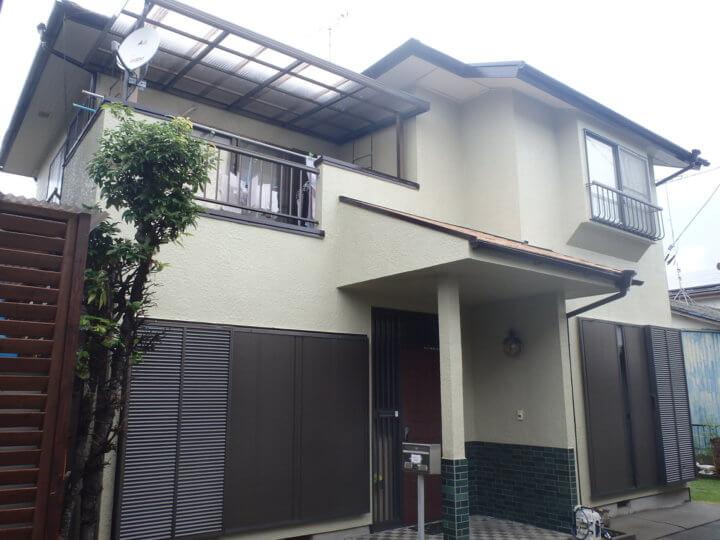 浜松市中区三島町にて外壁塗装&屋根塗装完成。浜松市外壁塗装専門店 加藤塗装