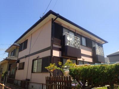 浜松市南区本郷町にて外壁塗装完成しました。浜松市外壁塗装専門店|加藤塗装