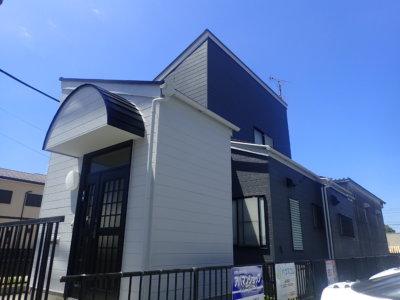 浜松市東区北島町にて黒田光春さまの外壁塗装完成しました。浜松市外壁塗装専門店|加藤塗装