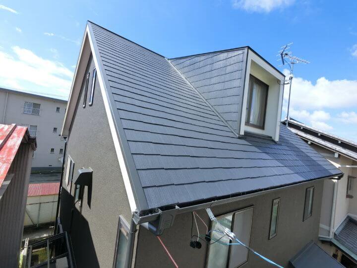 浜松市東区長鶴町にて外壁塗装完成。浜松市外壁塗装専門店|加藤塗装