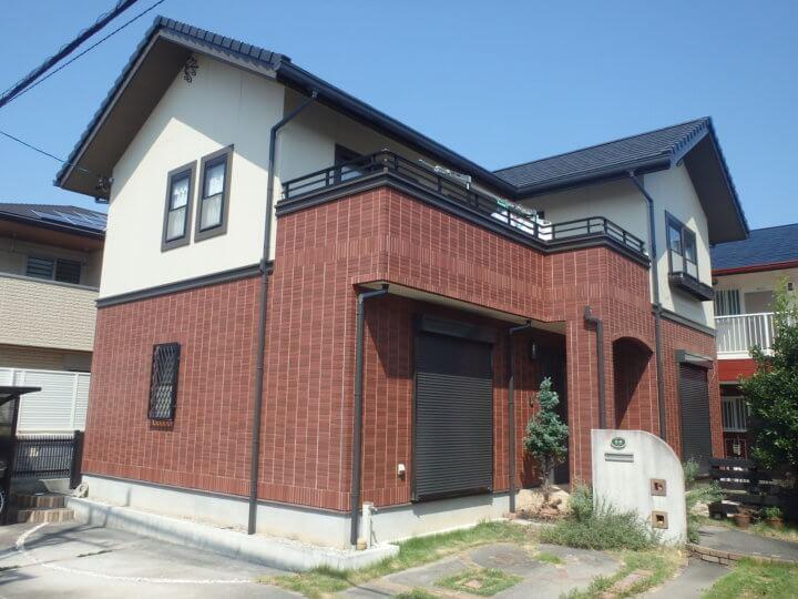 浜松市中区城北にてTさま外壁塗装完成。浜松市外壁塗装専門店|加藤塗装