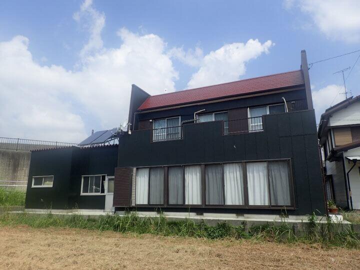 浜松市南区四本松町にて外壁塗装完了。浜松市外壁塗装専門店|加藤塗装