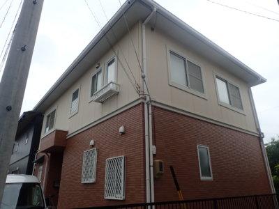クレバリーホーム タイル 外壁屋根塗替え メンテナンス 築年数 カラーシミュレーション 浜松市 加藤塗装