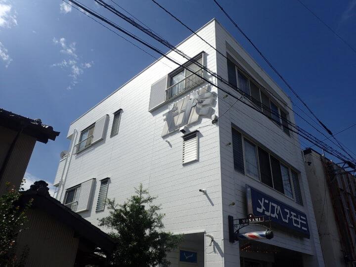 浜松市南区若林町メンズヘアモナミ様外壁塗装完了しました。外壁塗装のことなら浜松塗装専門店|加藤塗装