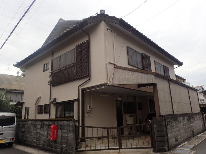 浜松市中区富塚町 T様の外壁塗装完成しました。外壁塗装のことなら浜松塗装専門店|加藤塗装