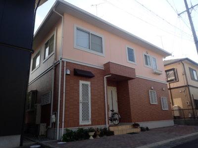 浜松市中区森田町Fさま完成!外壁塗装のことなら浜松塗装専門店|加藤塗装