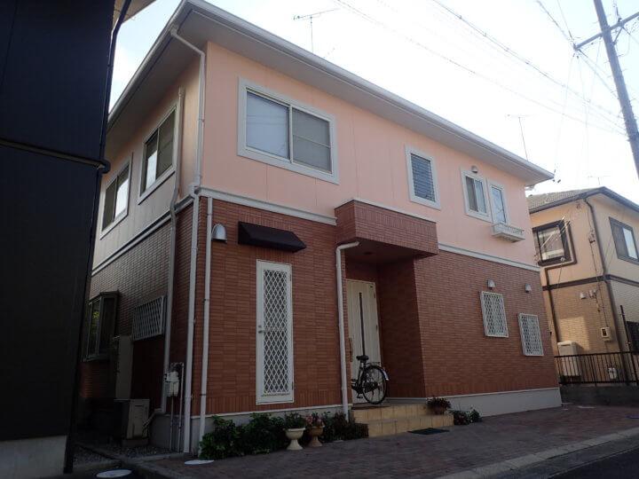 浜松市中区森田町 F様外壁塗装完了しました。外壁塗装のことなら浜松塗装専門店|加藤塗装