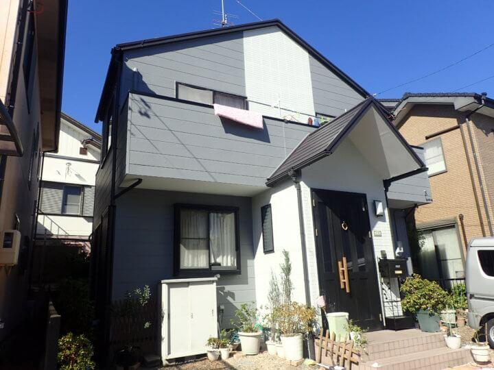 浜松市東区佐藤町Kさま外壁塗装完了しました。外壁塗装のことなら浜松塗装専門店|加藤塗装