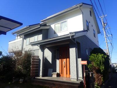 浜松市中区神田町Nさま外壁塗装完成。外壁塗装のことなら浜松塗装専門店|加藤塗装