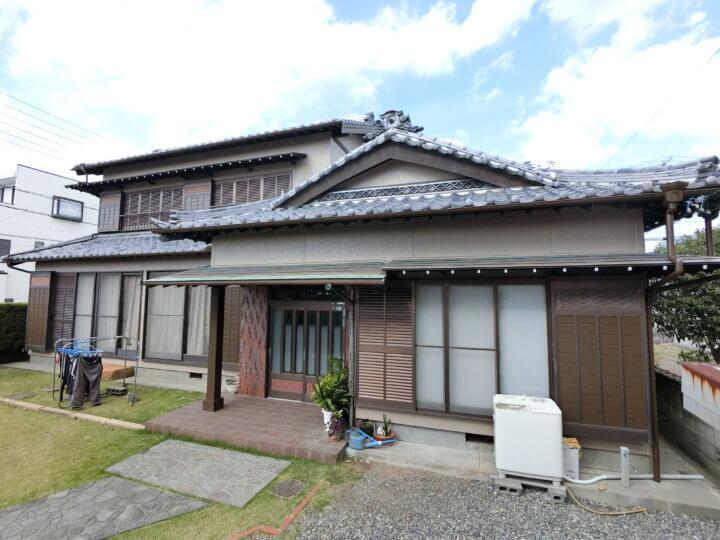 磐田市西平松Sさま邸にて外壁塗装完成。外壁塗装の事なら浜松塗装専門店|加藤塗装
