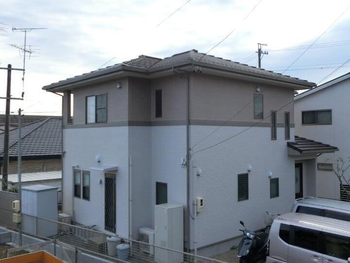 浜松市南区増楽町Oさま邸完成しました。外壁塗装のことなら浜松塗装専門店|加藤塗装