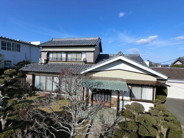 浜松市南区長田町Nさま邸完成。外壁塗装のことなら浜松塗装専門店|加藤塗装