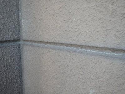 外壁ALCのジョイント劣化。外壁塗装のことなら浜松塗装専門店|加藤塗装