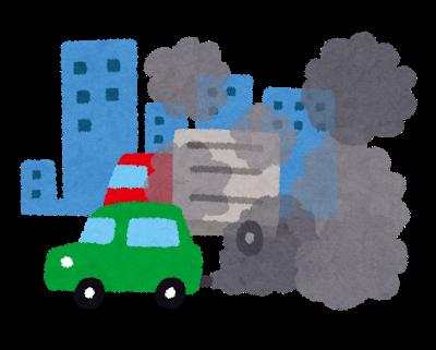 排気ガス 汚れ 塗装と化粧は同じ 外壁屋根塗替え 塗装工事 防水 カラーシミュレーションブログ 戸建て住宅 アパートマンション 浜松市東西南北区 加藤塗装株式会社 診断相談見積無料