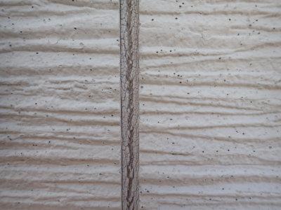 ハナミズキ工房 サイディングボード 外壁 目地 ひび割れ シーリング 台風被害 塗装 平屋 カラーシミュレーション 浜松市 加藤塗装