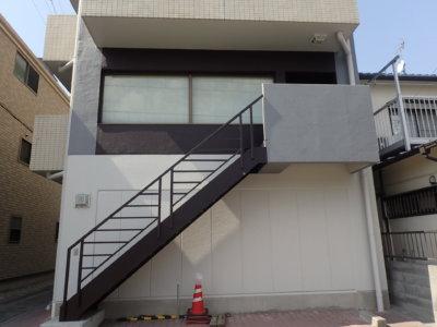 アパートマンション塗替え外壁塗装屋根防水工事 屋上 カラーシミュレーション無料診断 外階段 浜松市 南区中区 加藤塗装