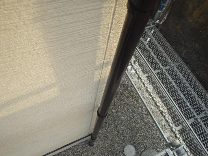 雨樋塗装完成