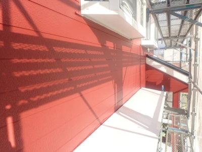 外壁屋根塗装 ヒューマンレッド パワーレッド 色 ブログ 浜松市 加藤塗装 流行色