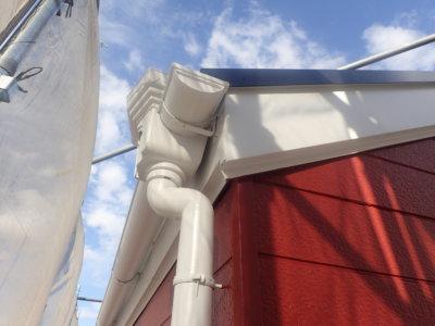 外壁赤 屋根黒 ブログ ヒューマンレッド 流行2020 オリンピック 加藤塗装 浜松市 カラーシミュレーション オブザイヤー