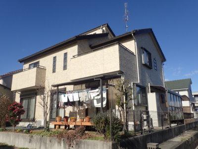 浜松市南区恩地町Sさま外壁塗装完成しました。外壁塗装のことなら浜松塗装専門店|加藤塗装