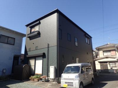 浜松市中区山下町にて外壁塗装が完成!外壁塗装のことなら浜松塗装専門店|加藤塗装